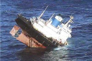 السفينة الأمريكية و حقل البترول عائم! كيف تتواصل مع الآخرين؟