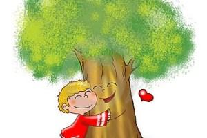 الطفل الصغير و الشجرة الصغيرة. هل نتخلى حقاً عن من يساندنا ؟