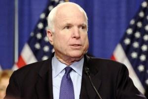 السيناتور الأمريكي جون ماكين:  يجب على أمريكا الوقوف بوجه بوتين