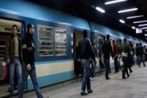 إنقاذ سيدة حاولت الانتحار في محطة مترو جمال عبد الناصر بسبب خلافات أسرية مع نجلها وزوجته