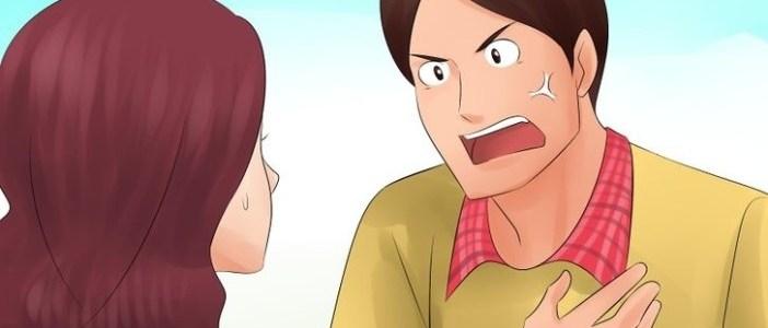 كيف تتعامل الزوجة مع زوجها فى وقت الشجار ؟