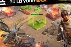 """الآن: """"Soldiers Inc Mobile Warfare"""" اللعبة الإستراتيجية الأروع للهواتف الذكية."""