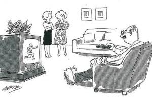 طرق التعامل مع الزوج الذي يهمل زوجته أثناء المباريات