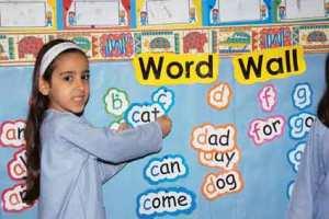 تعليم الاطفال قراءة اللغة الانجليزية وشيتات لتأسيس مرحلة الكي جي