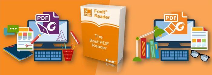تحميل برنامج فوكست ريدر Foxit Reader 2017 لقراءة ملفات PDF مجانا