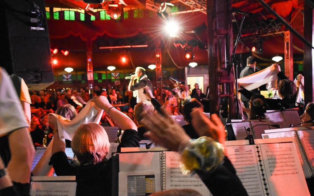 Kaartverkoop Concert Carnavalesk van start