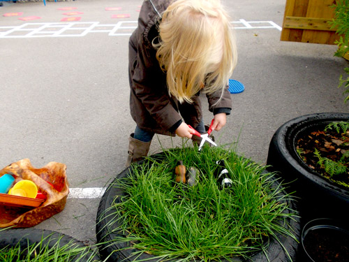 St George S International School Luxembourg Outdoor Learning