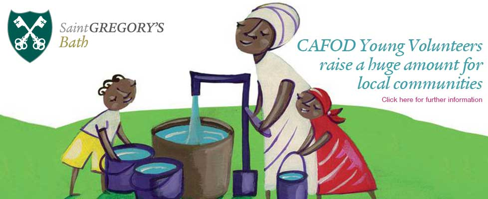 CAFOD volunteers fundraise for World Gifts