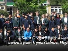 Japanese-Student-Visit