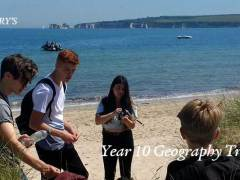 Year-10-Geography-Trip-to-Studland