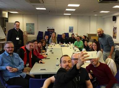 Erasmus+ Meeting at BRIT School