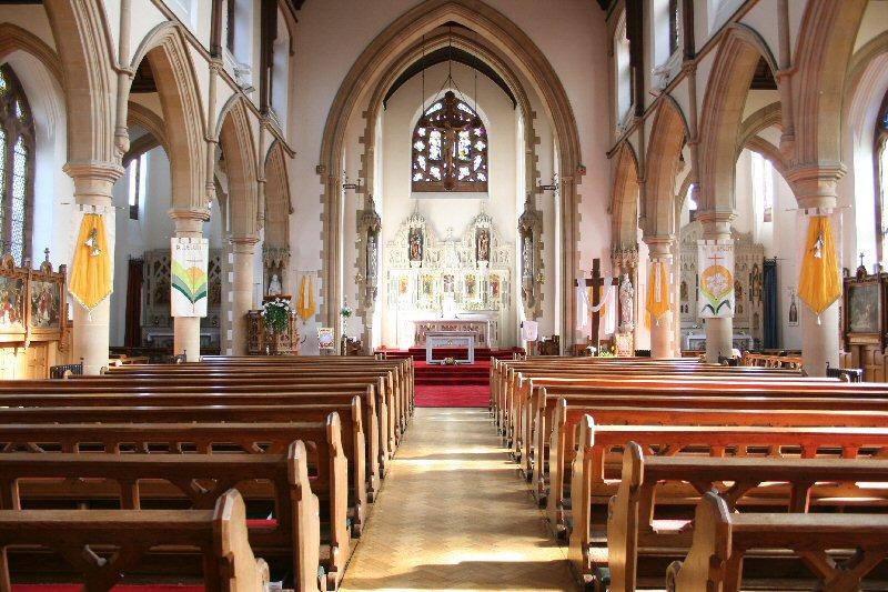 Church Easter 1