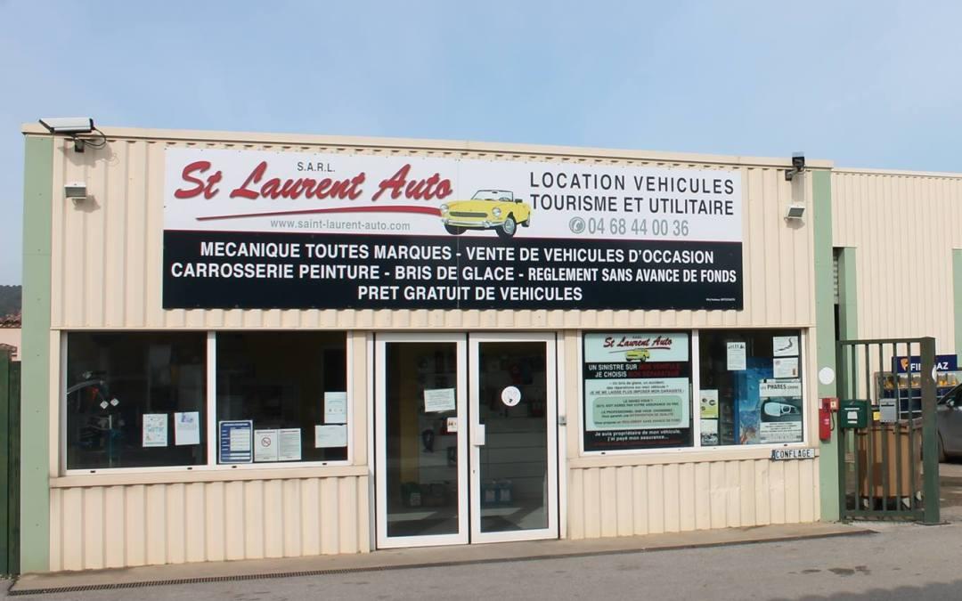 Saint Laurent Auto