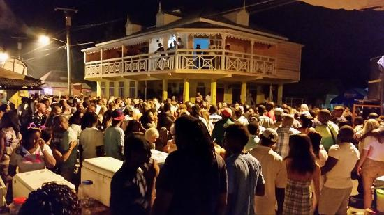 Gros Islet Street Party