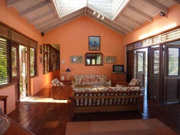 Villa Frangipani, a beautiful place to stay in St Lucia - wheel-chair friendly