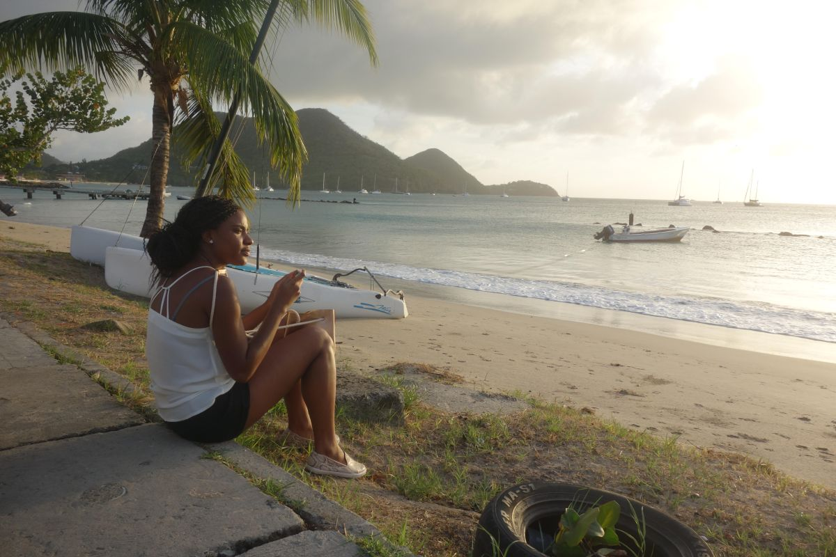The Island Review: The Best of St Lucia with Lia