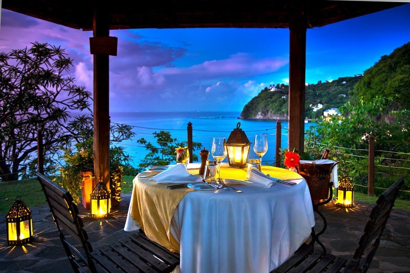 Rock Maison in St Lucia