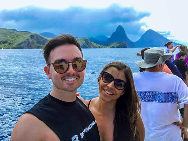 The best of st lucia with Lance. Booking a trip to St Lucia. Planning a vacation in the Caribbean. How to plan the perfect vacation down south. Staying at the Sandals Resorts in St Lucia. All inclusive destination vacations. The best honeymoon destination location in the Caribbean. Booking a vacation on a budget.