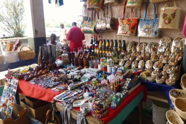 Castries Market St.Lucia Pic