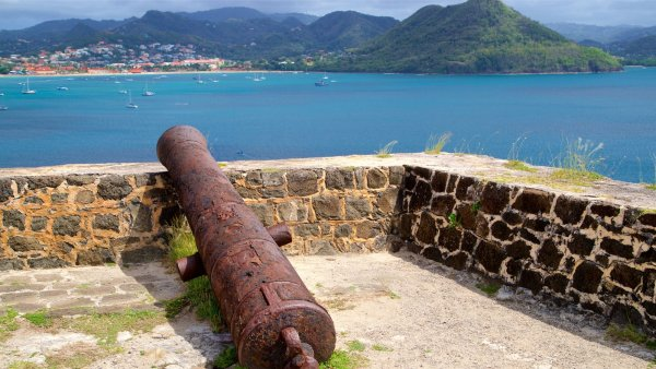 10 things to do off a cruise ship in St.Lucia pic