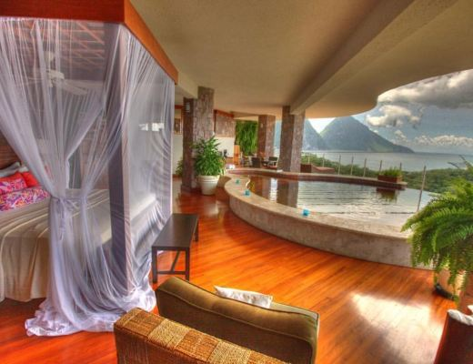 Best resorts in St. Lucia