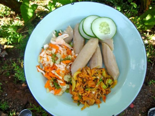 Foods from St.Lucia
