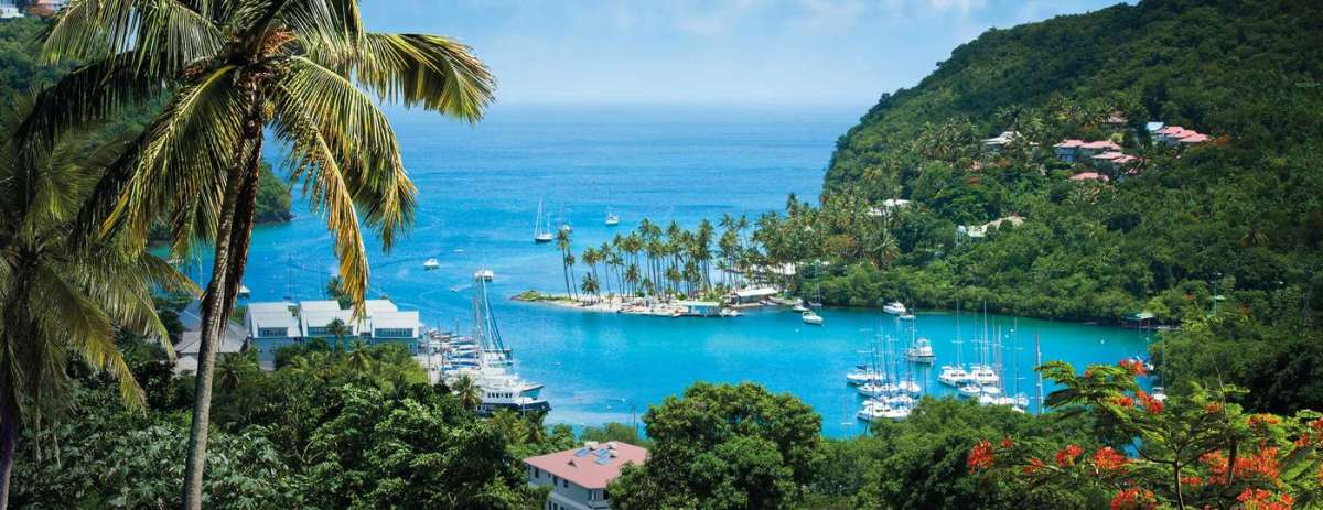 Marigot Bay St.Lucia- The Caribbean Destination for you!!!