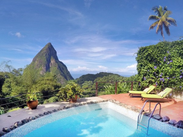 villas in St.Lucia