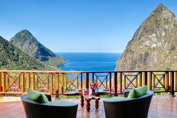 resorts in st.lucia