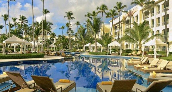 Punta cana all inclusive resort