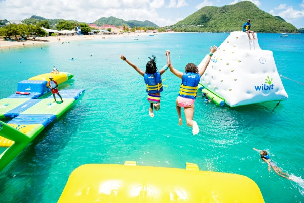 Things to do with kids in St.Lucia