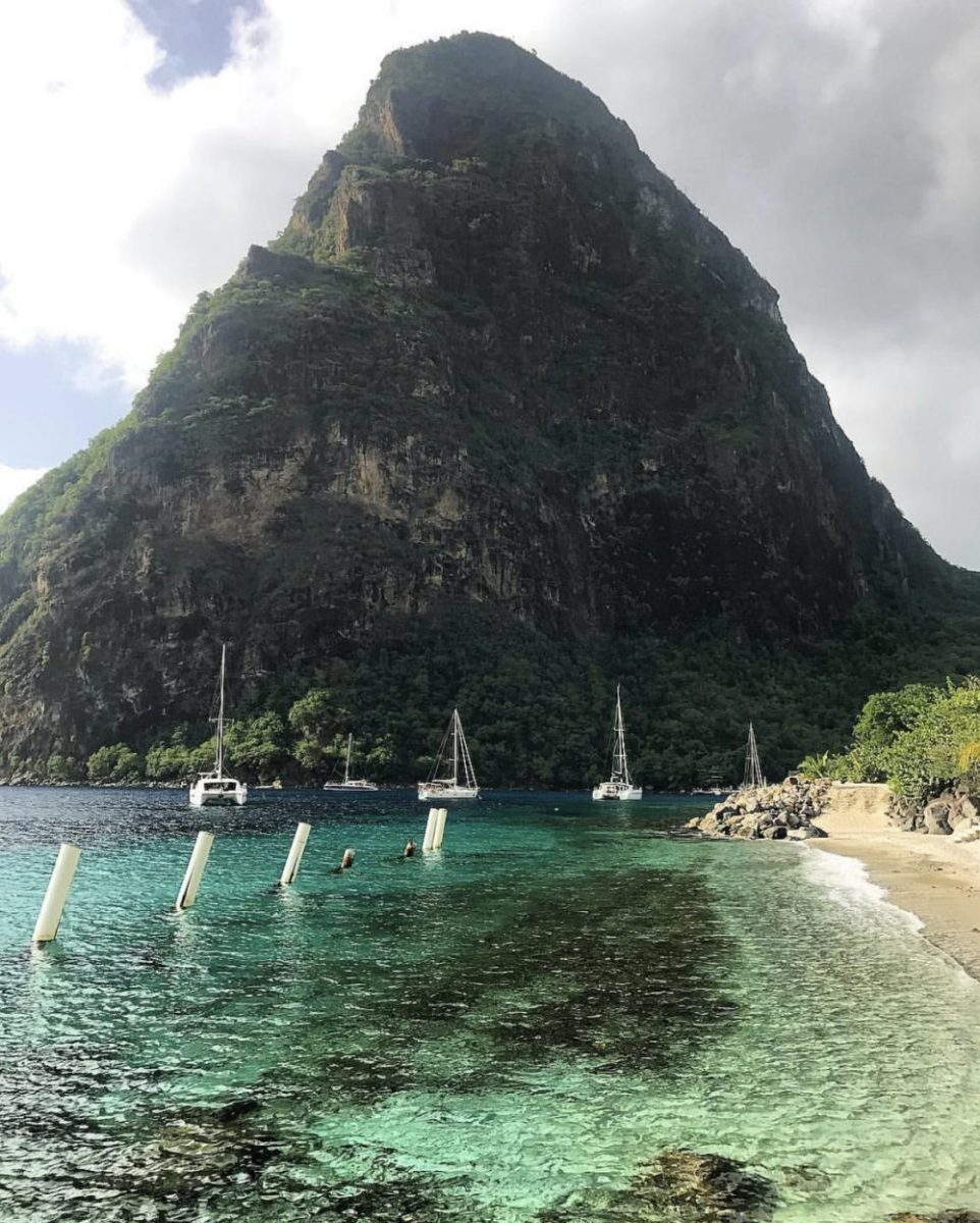 An Island Review: Honeymooning in St.Lucia