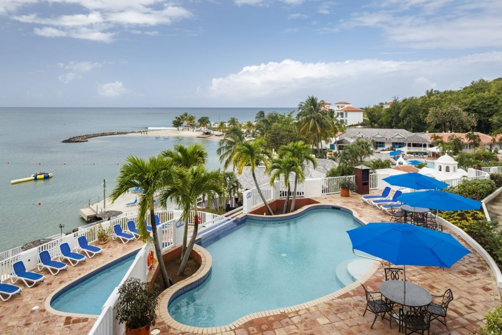 An All Inclusive St. Lucia Vacation: Windjammer Landing Villa Beach Resort