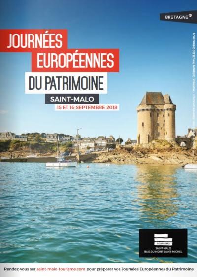 Journées du patrimoine à Saint-Malo