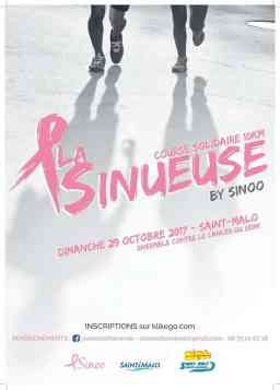 Course solidaire La Sinueuse