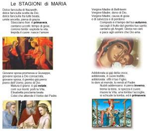 Le stagioni di Maria