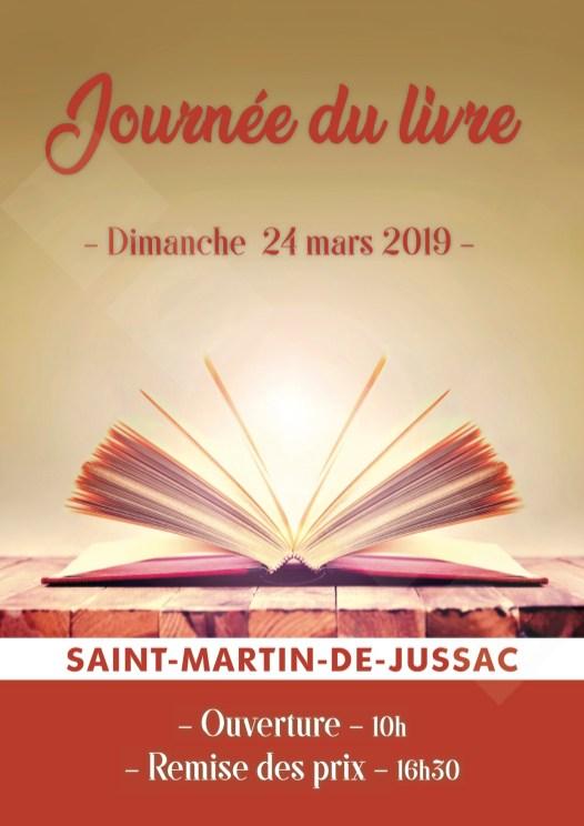 Journée du Livre 2019 - affiche