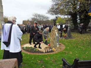 The Royal British Legion Service of Remembrance