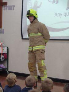 Fire safety – St Nicholas CE Primary Academy