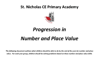 Progression in Number