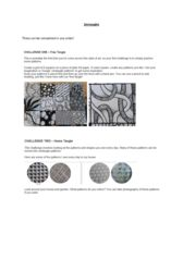 thumbnail of KS2 Art – Zentangles