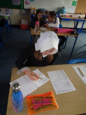 We learnt about the money in Victorian Times.