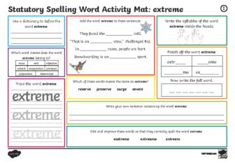 Activity Mat 8