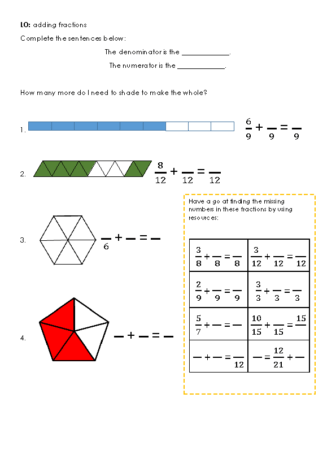 Adding-Fractions—TADresources-(with-answers)