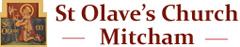 St Olave's logo