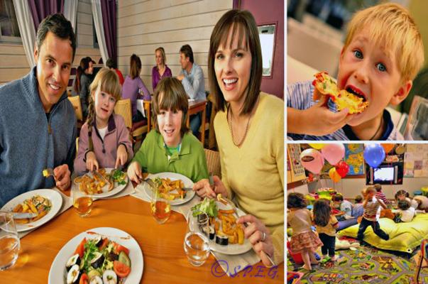 Kid Friendly Food Restaurants