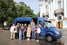 AL.EX Reiseservice St. Petersburg
