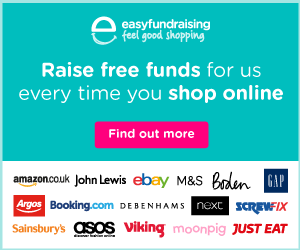 Easy Fundraising advertising banner