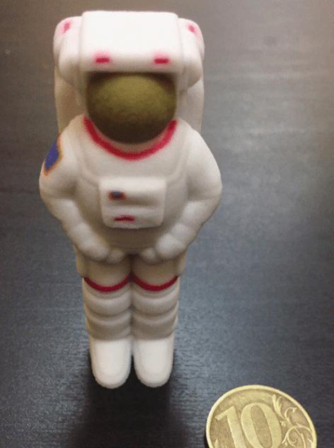 3D-печать Многоцветным Гипсом