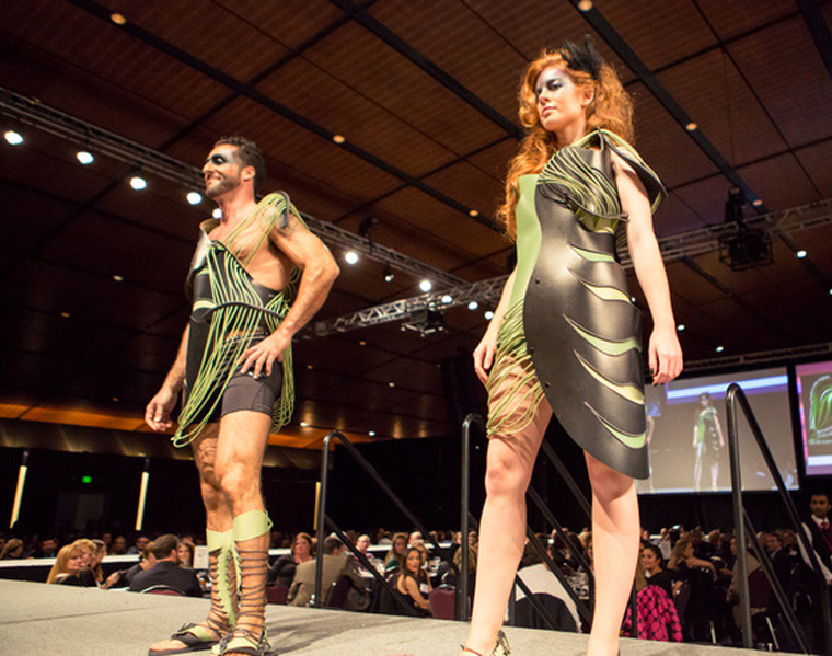 2014 Iida Fashion Show Review Silverman Trykowski Associates Inc